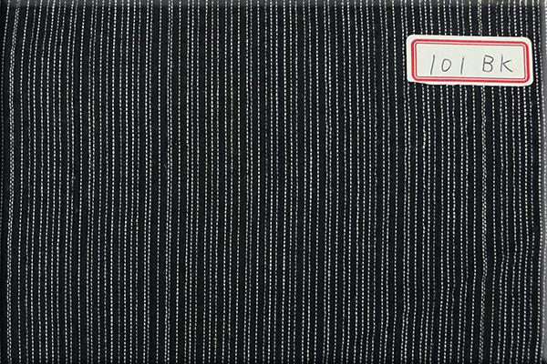 阿波しじら織 木綿きもの オーダーお仕立付き 洗える普段着着物 軽くて涼しい!  101BK Sサイズから身長170cmトールサイズ ◆男女兼用◆