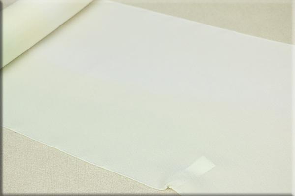 京都浅見謹製 並巾夏紗長襦袢 100% オーダーお仕立付き 菱上布 沖つ風 グリーン
