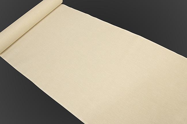アイスコットン 夏の綿麻長襦袢 オーダー仕立付 近江 綿麻 ベージュ 男女兼用