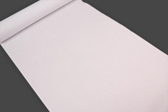 アイスコットン 夏の綿麻長襦袢 オーダー仕立付 近江 綿麻 薄紫 男女兼用