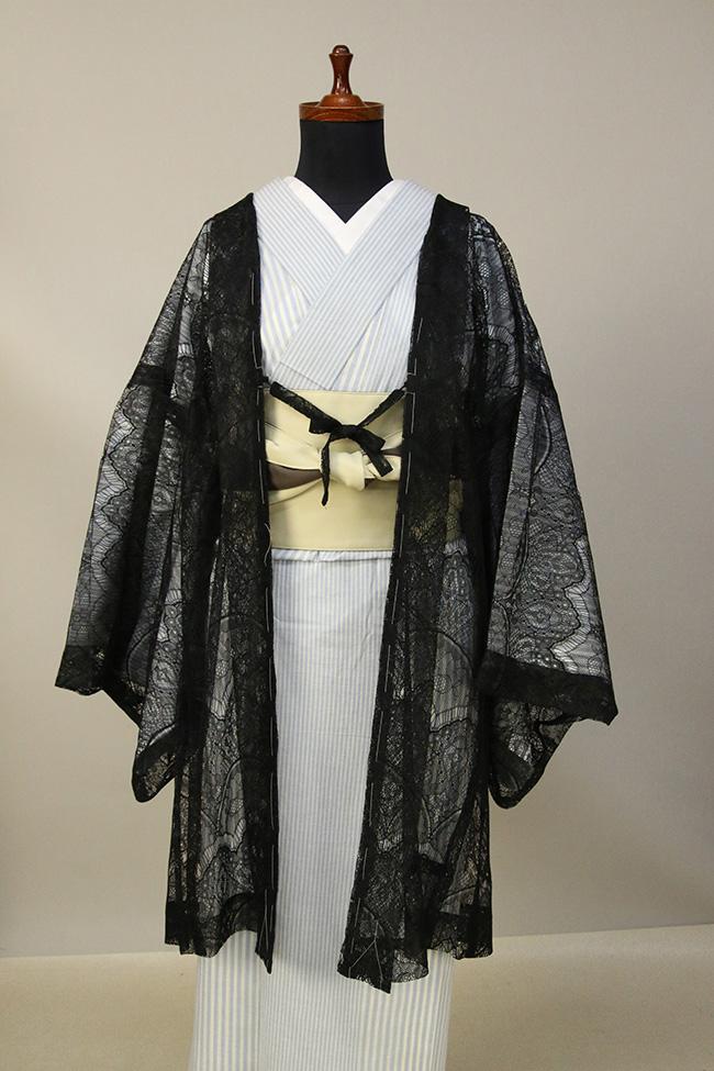 Kimono Factory nono レースの薄羽織 Grace