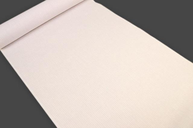アイスコットン 夏の綿麻長襦袢 オーダー仕立付 近江 綿麻 薄ピンク 男女兼用