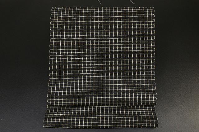 【アウトレット商品】楮布 八寸名古屋帯 お仕立て付き