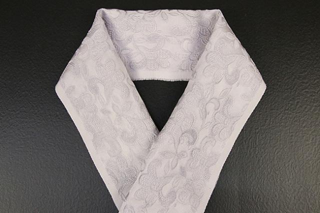 【先行予約】ワタマサ×山勝染工 オリジナル正絹半衿 ストーン
