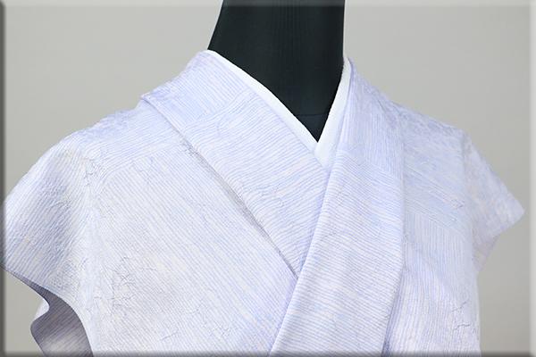 hibicolle ヒビコレ 正絹小紋着物 オーダーお仕立て付き 市松ブロック グレー ◆男女兼用◆