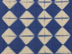 藍染・テーブルクロス