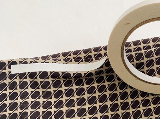 【半衿・付け袖を楽チン付け替え!】半衿用両面テープ