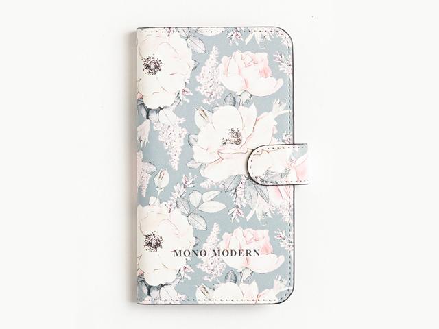 【手帳型マルチスマホケース】MONO MODERN-退屈とうつくしい日々