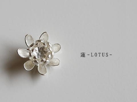 【再入荷!帯留め】蓮-LOTUS(即納品)