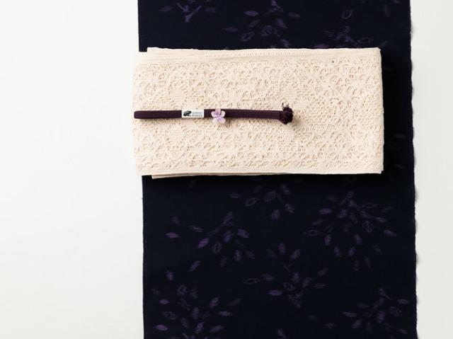 【久留米絣】現代的な色柄、昔ながらの伝統ー秘めた恋心