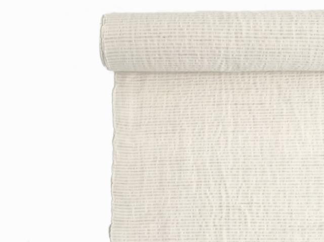 【久留米絣】-現代的な色柄、昔ながらの伝統-Natural washer cotton