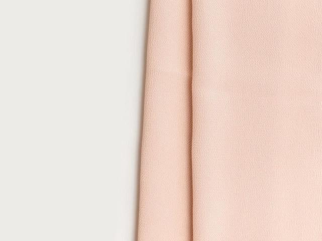 【正絹帯揚げ】EARTH COLOR - 桜貝