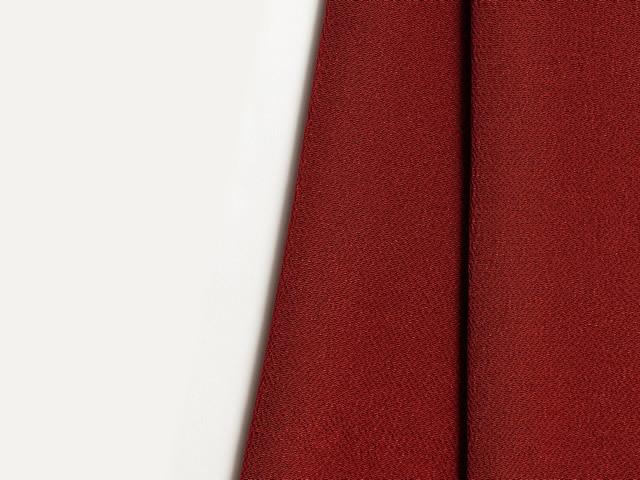 【正絹帯揚げ】NIPPON COLORS-濃紅葉kouyou