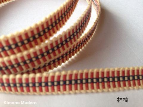 木綿の帯締め