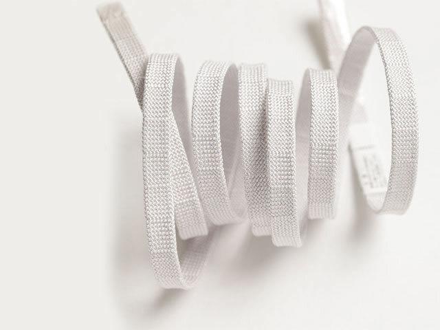 【正絹帯締め】NIPPON COLORS-白雪(9月下旬お届け)