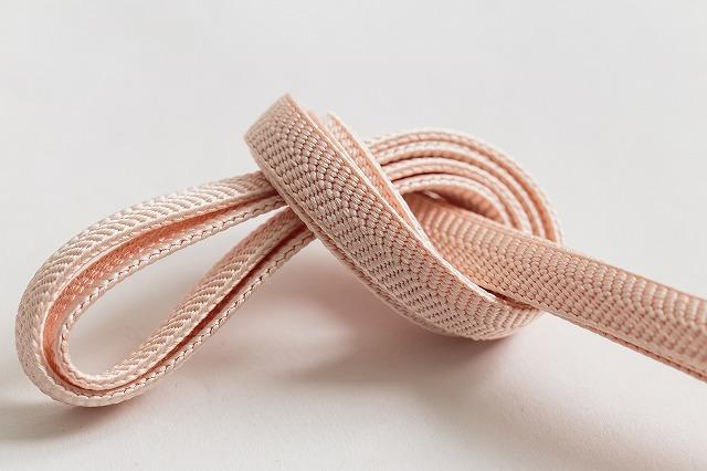 正絹帯締め