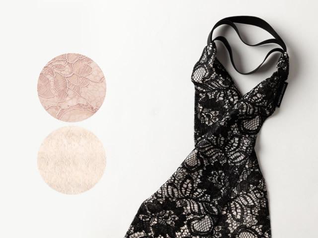 【三連仮紐】帯結びが簡単&楽ちんに!帯揚げやヘアターバンとしても使える便利グッツーDRESSYフェミニン(3色)