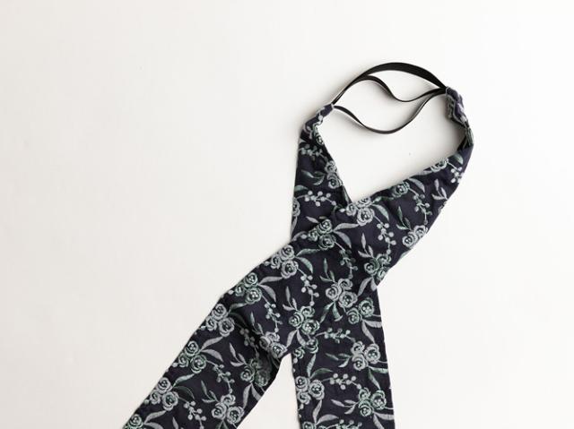 【三連仮紐】簡単帯結びができる、便利コモノ。帯揚げ代わりにも!ー鈴花