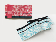 <在庫限り>正絹博多織半幅帯-薔薇-Roses(x西村織物コラボ商品)