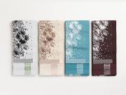 【博多織半幅帯】芍薬peony(西村織物xKIMONO MODERN / 正絹100%)