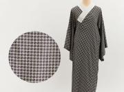BASIC & FREEサイズの着物にぴったりの!プレタ長襦袢 - MONOGRAM(2色)