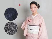 ワンランクUPなおめかしの日にーDRESSY着物-コードレース(3色・F/誂)