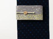 【久留米絣】現代的な色柄、昔ながらの伝統-BLUE DOTS