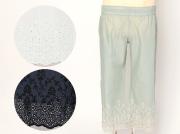 【楽ちん着物下着】半襦袢と合わせて使いたい、ステテコ Marrakech(3色・綿100%)