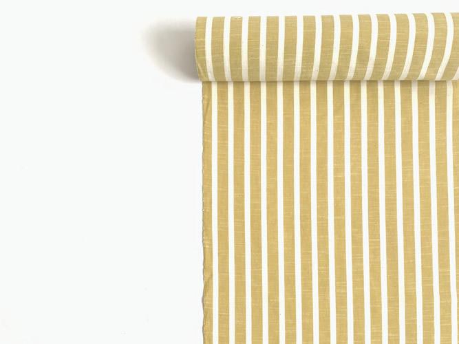 【久留米絣】-現代的な色柄、昔ながらの伝統-LEMON