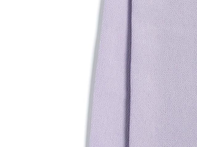 【正絹ちりめん帯揚げ】NIPPON COLORS-葡萄鼠