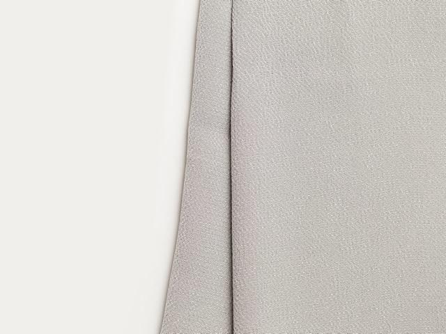 【正絹帯揚げ】EARTH COLORS-白梅鼠