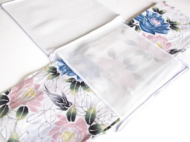 洗濯ネットー洗える着物にとっても便利!洗えるネット せんたく姫(たかはし着物工房)