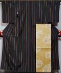 着物セット 伝統的工芸品 米琉八丈