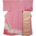 着物セット 訪問着・西陣 川島織物 袋帯 2点セット