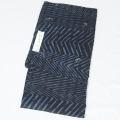 【新品】メンズ浴衣「和遊日」(5)Lサイズ ジグザグ縞 男物綿麻浴衣