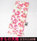 【新品】特選プレタ浴衣 LIP STAGE フリーサイズ (2)椿