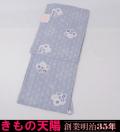 【新品】日本製 洗えるプレタ夏着物 「紗きもの」(2)Lサイズ 化繊
