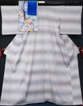 着物セット 未使用品 琉球花織紬