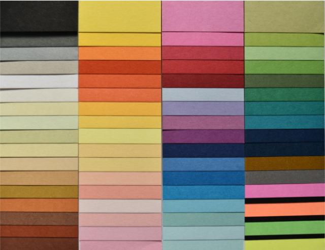 ニューカラー商品画像カラーチャート