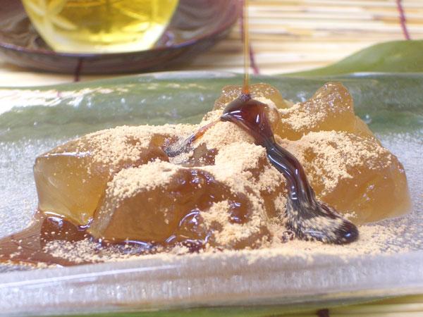 わらび餅 1