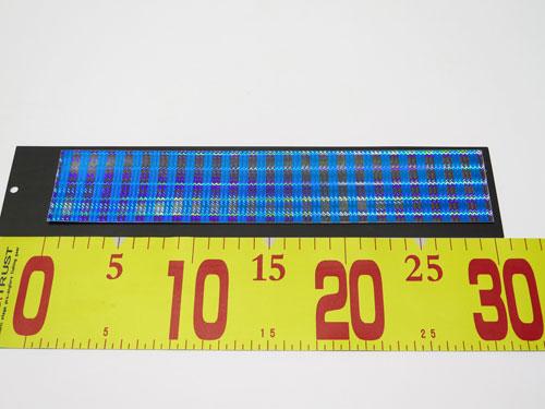 アクセル ストレッチ ホロシール KBW-03 ゼブラ