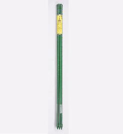 ネット支柱(緑) 高さ1m用(5本パック) 7405