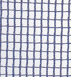 防風ネット(青)4ミリ 2X5m 「7439」