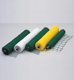 有結ロール巻ネット(緑) 25mm 1mX30m 7571-30