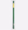 ネット支柱 (緑) 高さ1m用 (5本パック)  7405 防獣ネット 支柱