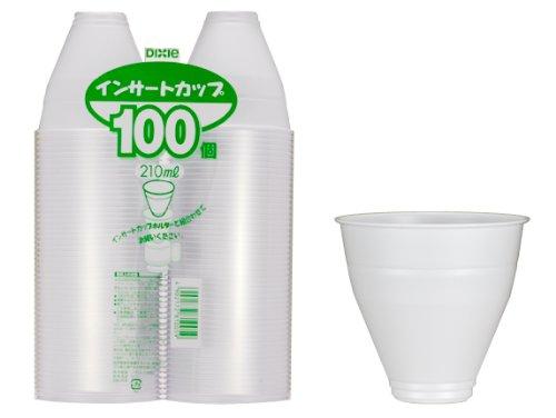 日本デキシーインサートカップF型本体