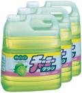 ライオン激安食器用洗剤チャーミーグリーン4L3本ケース販売はきんだいネットで