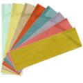 お箸袋日本の色全8色