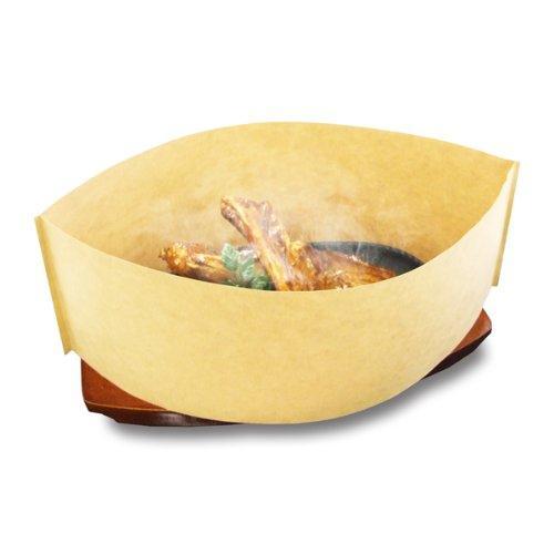 紙製ステーキカバーグリルカバーです。