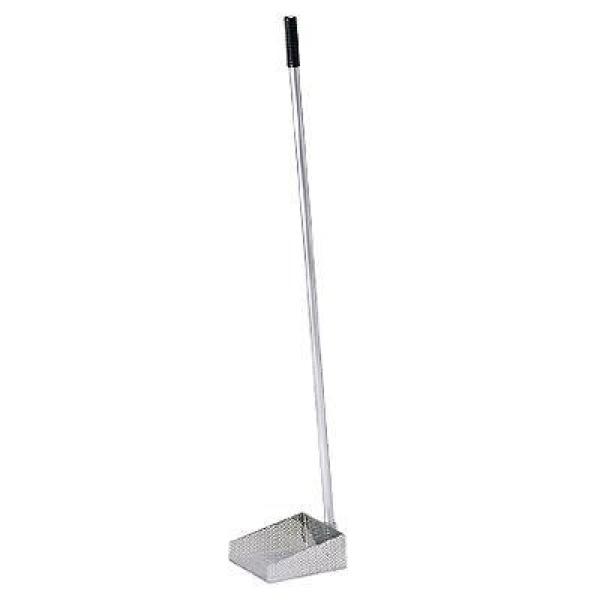 グリストラップ清掃に超便利なすくいん棒大